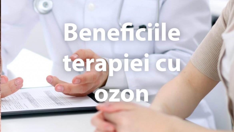 Beneficiile terapiei cu ozon