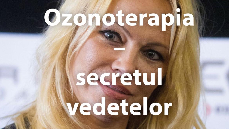 Ozonoterapia – secretul vedetelor