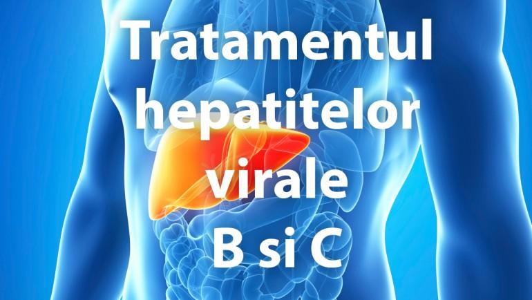 Tratamentul hepatitelor virale B si C