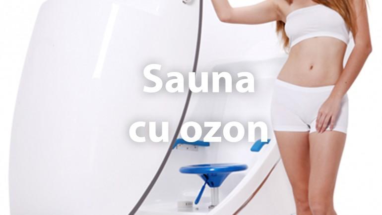 Sauna cu ozon