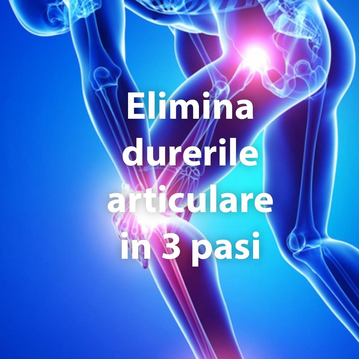 cu dureri articulare, circulație sanguină
