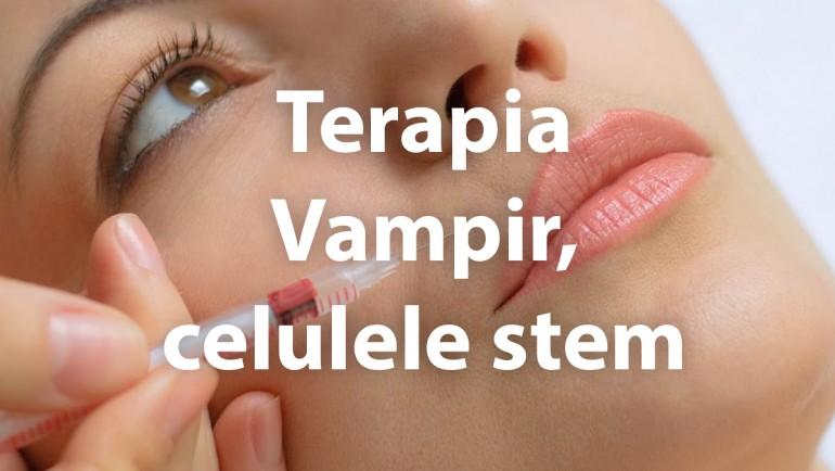 Terapia Vampir, celulele stem