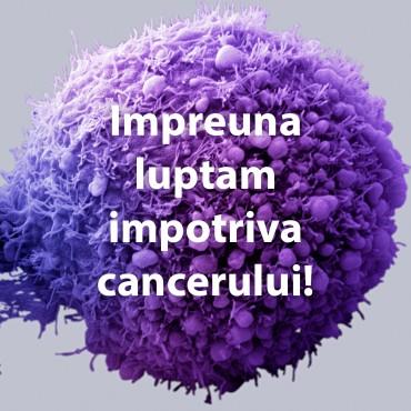 Impreuna luptam impotriva cancerului!