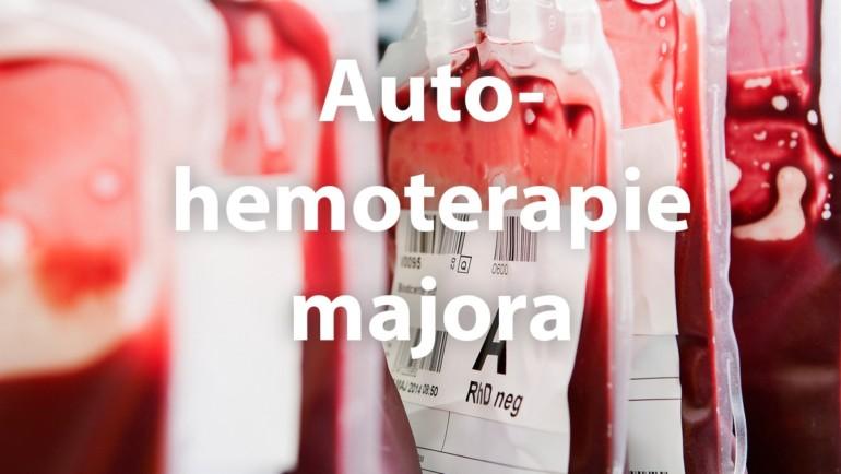 Autohemoterapie majora