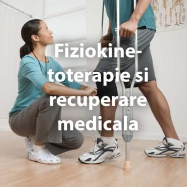 Fiziokinetoterapie si recuperare medicala