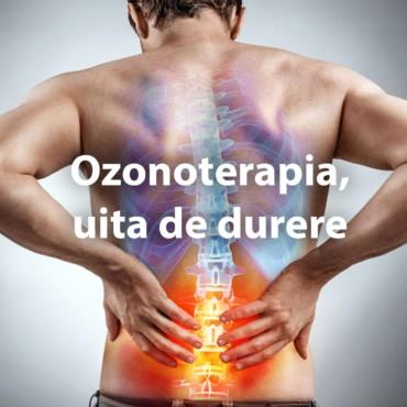 Ozonoterapia, uita de durere