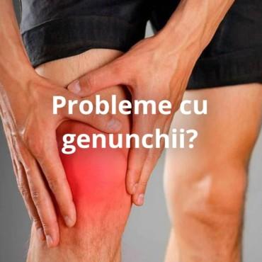 Probleme cu genunchii?